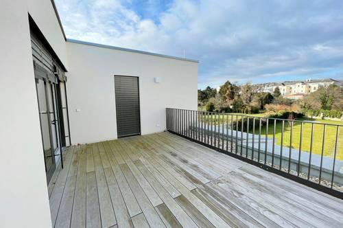 3 Zimmer Wohnung mit Terrasse, Balkon & Galerie