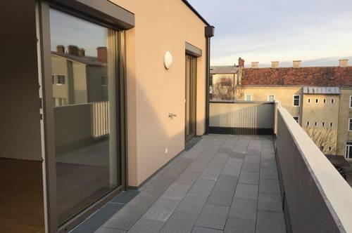 MIETKAUF- Wohnung -- 3-Zimmer Dachgeschosswohnung mit 2 Terrassen