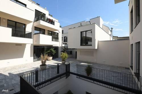 MIETKAUF: Urban Living: Galeriewohnung mit 2 Zimmern, Terrasse und Loggia