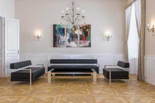 Exquisite Altbauwohnung in Bestlage Wiens