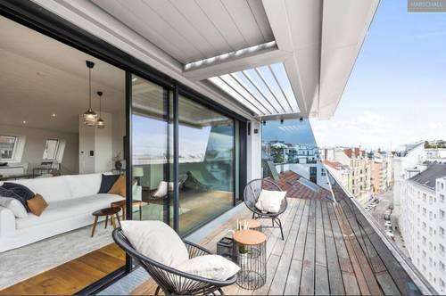 Zentrumnahes Premium-Penthouse (ohne Dachschrägen)