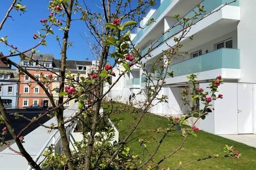 VITANEUM - LEBEN AM MARKTExclusive Innenstadt Wohnung mit Garten