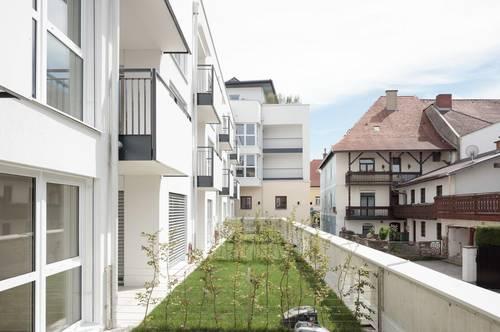 ARCINEUM Großzügige Garconniere mit Eigengarten direkt im Zentrum