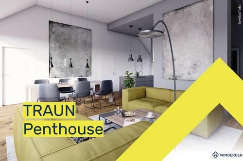 PENTHOUSE in TRAUN - 3 Meter Raumhöhe für ihr stylisches Leben - Top 11