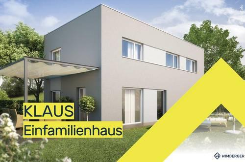 EINFAMILIENHAUS KLAUS - Haus 1 - Moderner Neubau