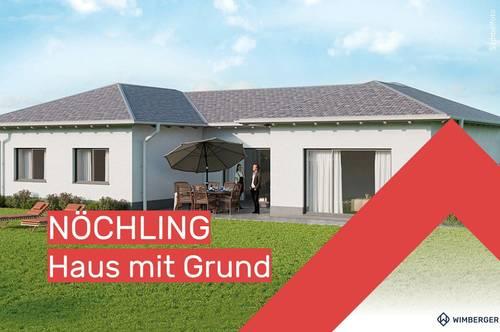 Ziegelmassivhaus mit Baurechtsgrund