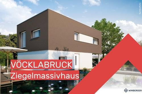 "WimbergerHaus Ziegelmassivhaus ""alea®"" CUBIC PUR"