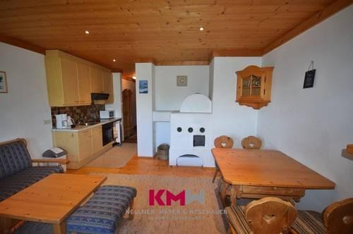 RESERVIERT! Exclusiv-Verkauf! Zweitwohnsitz - Schöne Erdgeschosswohnung in Hochkrimml in fussläufiger Skiliftnähe