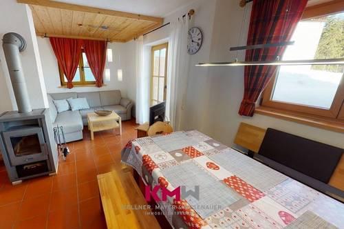 Excklusiv-Verkauf! Zweitwohnsitz-Wohnung in Hochkrimml.