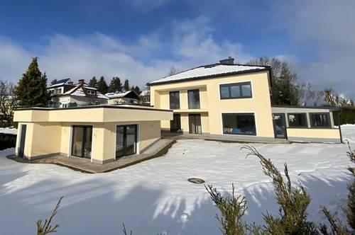 Sonnenvilla in Villach Lind