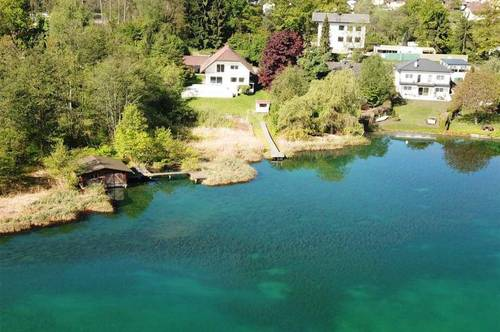 Modernes Seehaus im Herzen von Kärnten