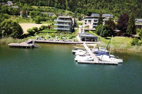 Seepenthouse am Ossiacher See