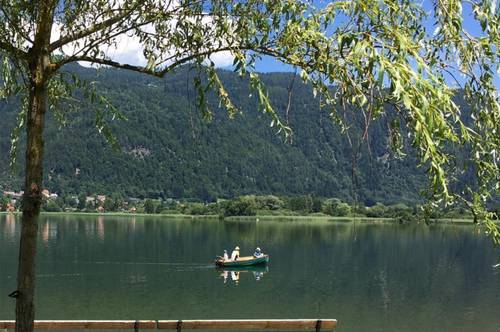 Moderner Seebungalow am Ossiacher See