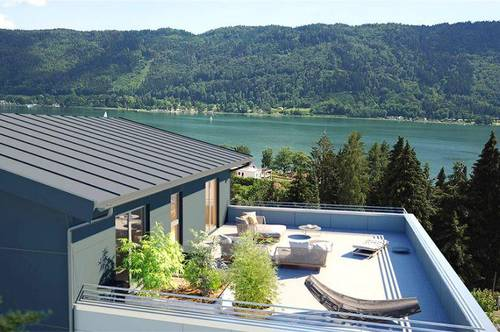 Penthouse am Ossiacher See - Marie & Christin