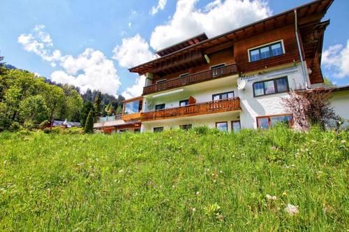 Dreizimmerwohnung in kleiner Wohnanlage mit schöner Aussicht in Hirschegg / Kleinwalsertal