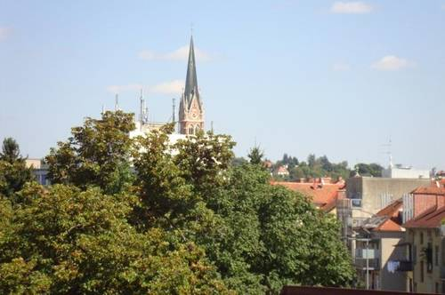 Graz-Stadt: Lift - unbefristet - ruhige Lage - toller Ausblick