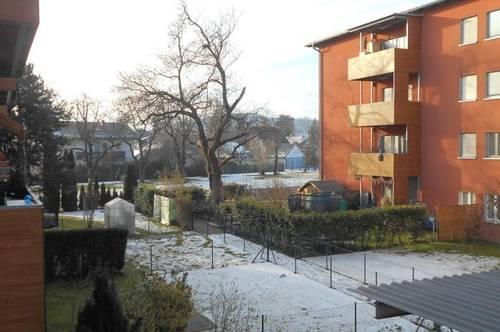Wetzelsdorf in Bestlage sonnige 2/3 ZI mit Balkon allgemeine Terrasse überdacht PP ab 1.3.21