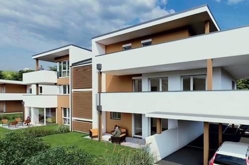 DAS HOFMANNSTHAL Neubau 7 Wohneinheiten  4ZI großzügiger Balkon 51m² Eggenberg>