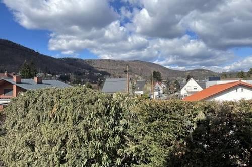 EGGENBERG: Wohnen im Grünen - viel Grund - Garage - sehr ruhig - nur Einfamilienhäuser - ab 1.7.2021