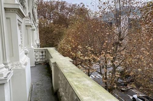 Mirabellplatz/Rainerstr - Altbau - Balkon - renoviert - hochwertige Ausstattung!