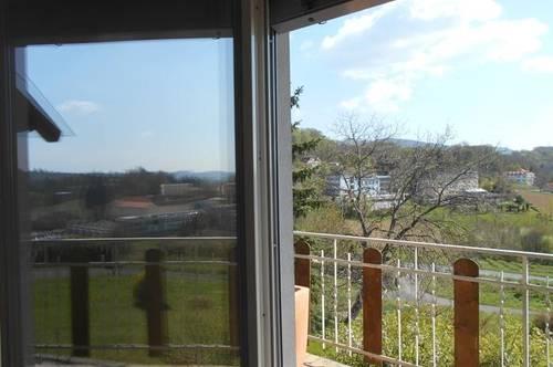 Ruhelage mit Ausblick sonnige 4ZI+Wohnküche mit 2 Süd/ Balkone- Wintergarten