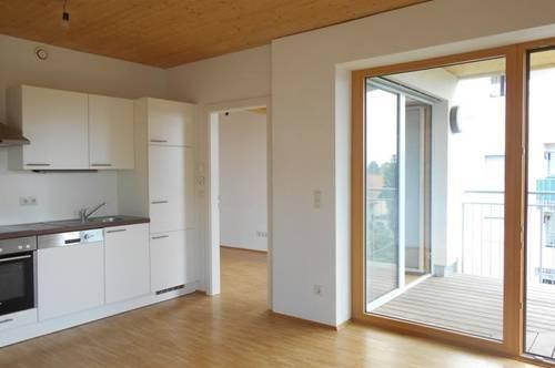Peter Rosegger Reininghaus Süd sonnige 3ZI S/O Balkon  ökologisch Massivholz/Lehm