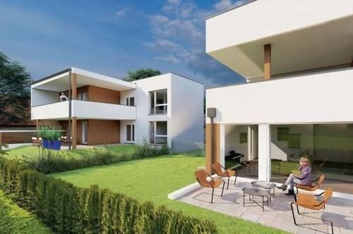 DAS HOFMANNSTHAL Neubau 7 Wohneinheiten  4ZI mit Terrasse-GARTEN Eggenberg>