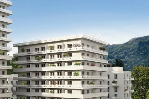 Q5 am PARK  DAS EMILIE Haus JP 8.und letztes OG  mit 8m² Ost/Balkon Reininghaus Gründe