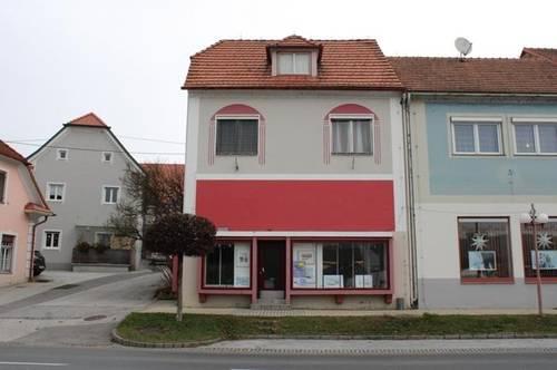 Wohn-Büro-Geschäftshaus mit Entwicklungspotential Anleger oder ARBEIT&WOHNEN Garage,Parkplätze