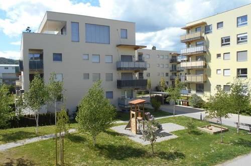 REININGHAUS SÜDPeter Rosegger3ZI mit West/ Balkon ruhig, ökologischMassivholz/Lehmbauweise