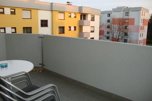 Gleisdorf: renovierte Stadtwohnung mit Balkon + Carport - GlasfaserInternet
