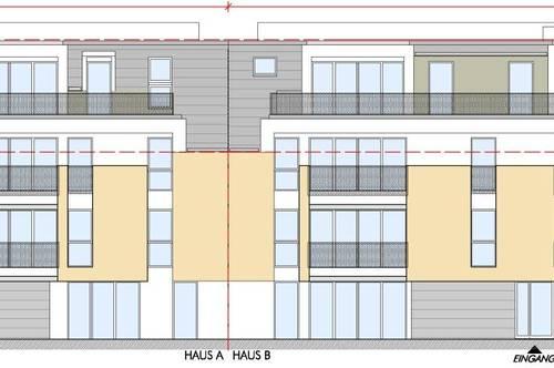 Wohnprojekt mit Planung