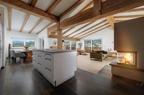 Penthouse in zentraler Sonnenlage von Brixen