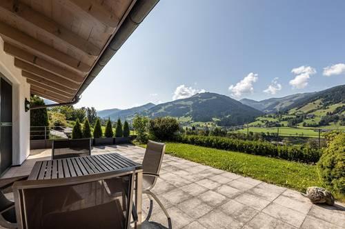 Gemütliche Terrassenwohnung in herrlicher Sonnenlage in Jochberg
