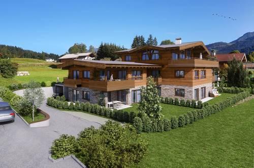 Luxus Neubau Wohnungen in Aussichtslage