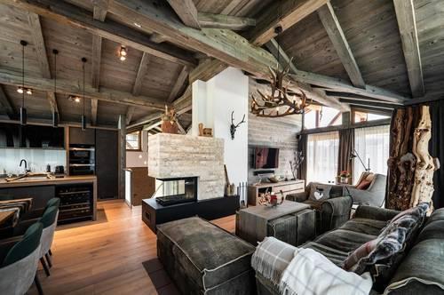 Luxus Chalets mit Zweitwohnsitz in Skiliftnähe