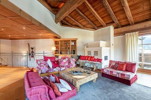 Hochwertige Wohnung in Skipistennähe mit traumhaftem Ausblick