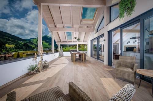 Traumhaftes Penthouse in herrlicher Aussichtslage