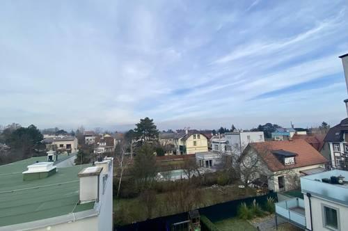 Erstbezug oder belagsfertig! Schöne und ruhige Dachgeschosswohnung