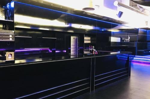 Moderne LoungeBar /Nachtclub - Flughafennähe