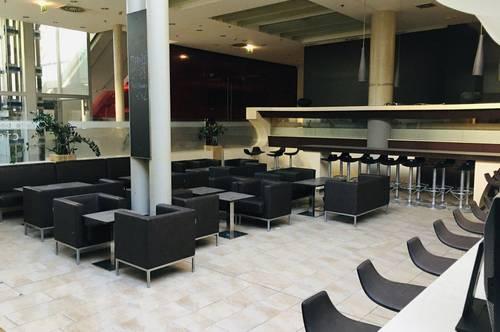 Moderne Lounge Bar - Airportcenter - Flughafennähe - Wals/Himmelreich