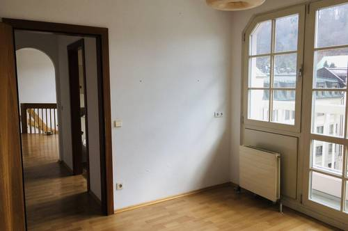 Stadtleben pur - 2 Zimmermaisonette mit französischem Balkon - Andräviertel