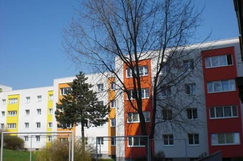 Optimal aufgeteilte 3-Raum-Wohnung