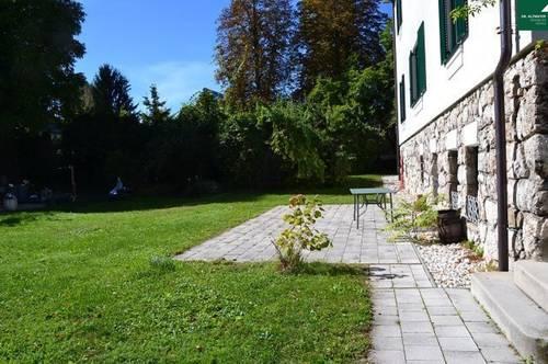 Einzigartige Gartenwohnung in Innenstadtlage