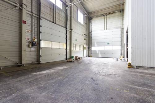 Halle D Barrierefrei zugängliche Halle/Werkstatt/Lager mit Büromöglichkeit
