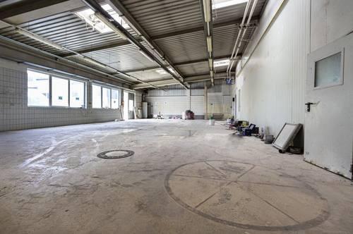 Halle C: Halle/Werkstatt/Lager mit Büromöglichkeit