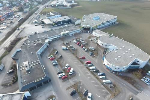 GEWERBE - LAGER - BÜRO: vielseitiges Betriebsobjekt zwischen Enns und Asten