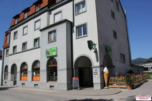 Toplage - Geschäftslokal im Herzen von Puchberg