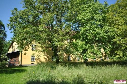 Große Wohnung in Bahnhofsnähe in Pottschach zu vermieten!