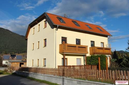 Neuer Preis! Single- Wohnung in Puchberg zu vermieten!